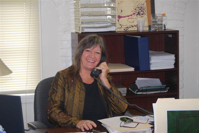 Cynthia Mitchell, Director of Intake