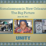 Homelessness in New Orleans: The Big Picture