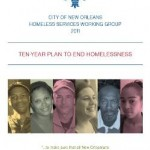 UNITY Celebrates Release of New Orleans' 10-Year Plan to End Homelessness