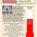 Ending Veteran Homelessness Weekly Newsletter Oct. 27, 2014
