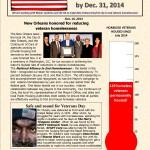 Ending Veteran Homelessness Weekly Newsletter -- November 10, 2014