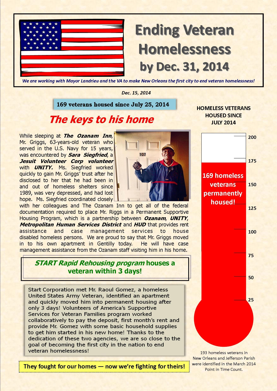 Veteran Newsletter 12.15.2014