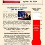 Ending Veteran Homelessness -- Weekly Newsletter Dec. 4, 2014