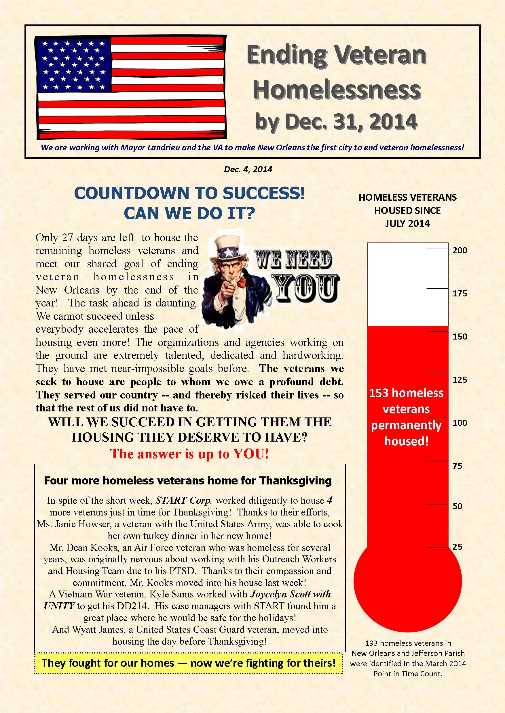 Veteran Newsletter 12.2.2014