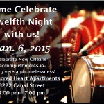 Come Celebrate Twelfth Night With UNITY!!
