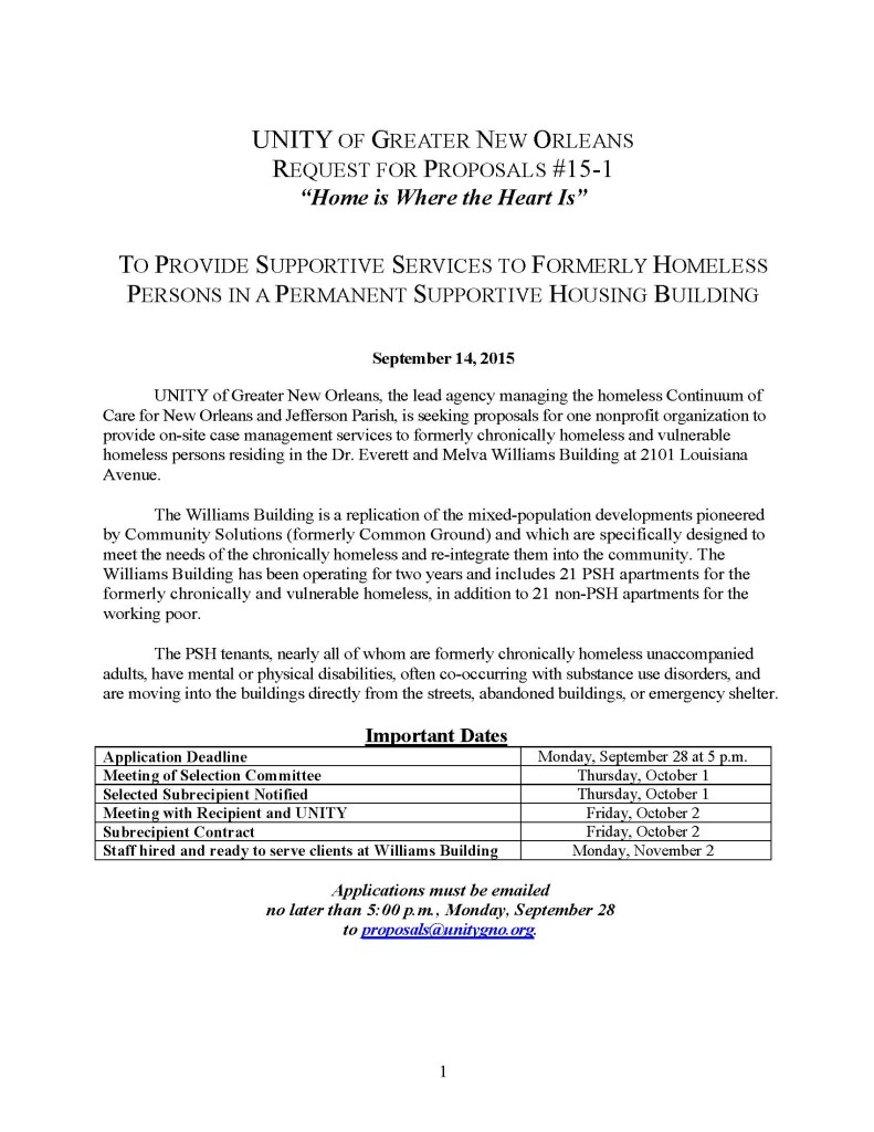RFP-2015-1 Services in PSH Blg_Page_1