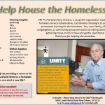 Help House the Homeless!